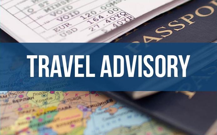 Travel Advisories and Travel Insurance